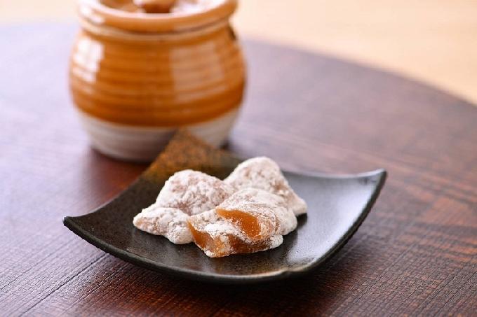 みたらし風味の羽二重餅(10枚入)