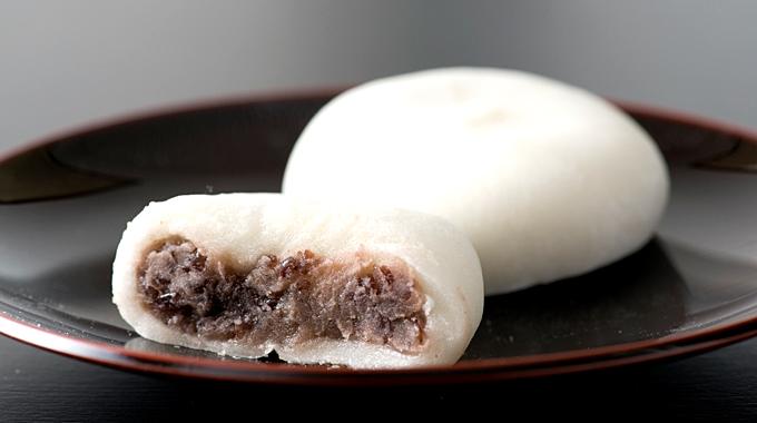 大福餅(白もち・つぶあん)30個入り