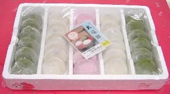 大福餅(ミックス)30個入り