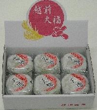 ジャンボ大福餅(草もち・つぶあん)12個入り