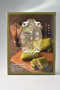 羽二重の街 抹茶(5個入)